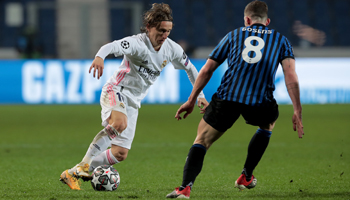 Real Madrid vs Atalanta: Draw in Spain is value option