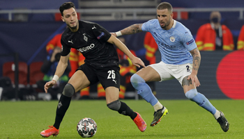 Man City vs Borussia Monchengladbach: Blues to cruise through