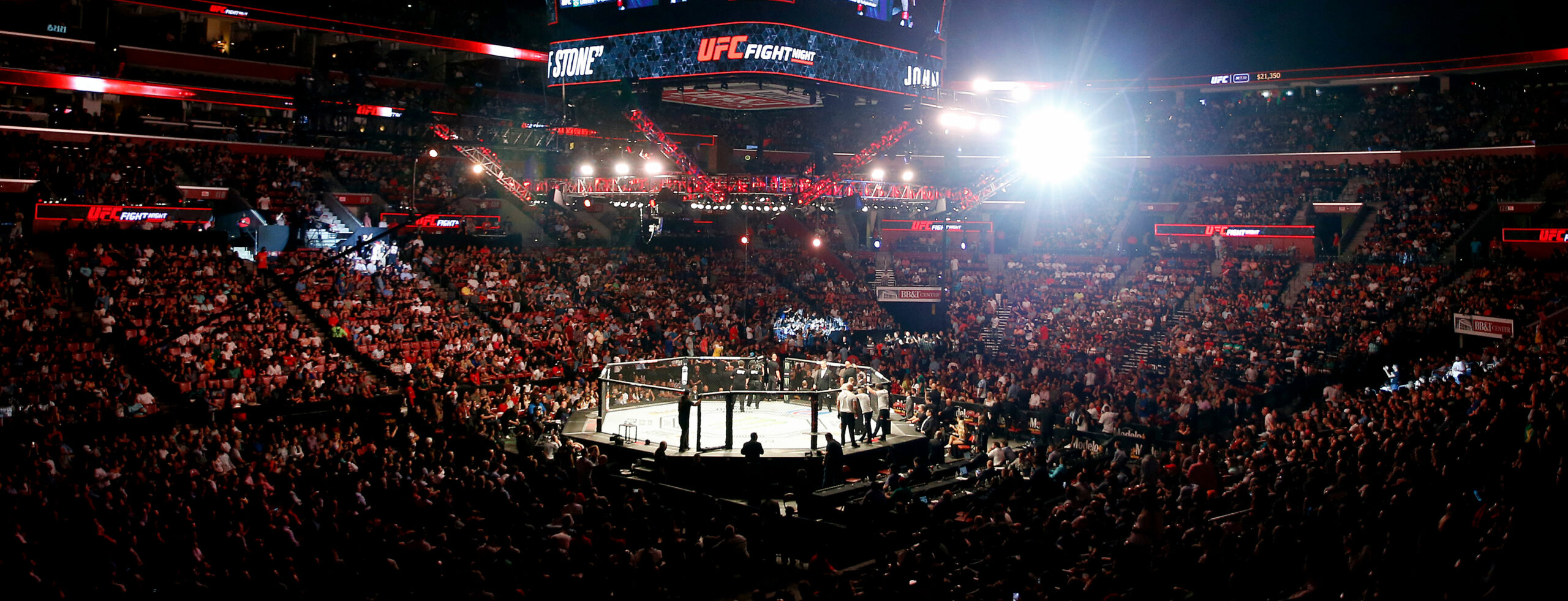 Most anticipated MMA fights in 2021