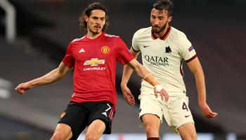 Roma vs Man Utd: Giallorossi to salvage some pride