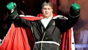 Tyson Fury vs Anthony Joshua: Gypsy King to rule over AJ
