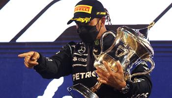 Emilia Romagna Grand Prix: Hamilton still the man to beat