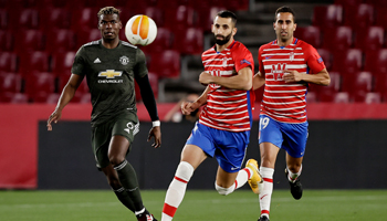 Man Utd vs Granada: Visitors to grab consolation goal