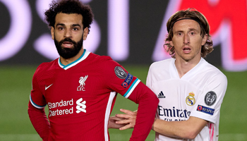 Liverpool vs Real Madrid: Reds fancied to make it interesting