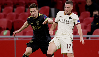 Roma vs Ajax: Dutch giants could be worth sticking with