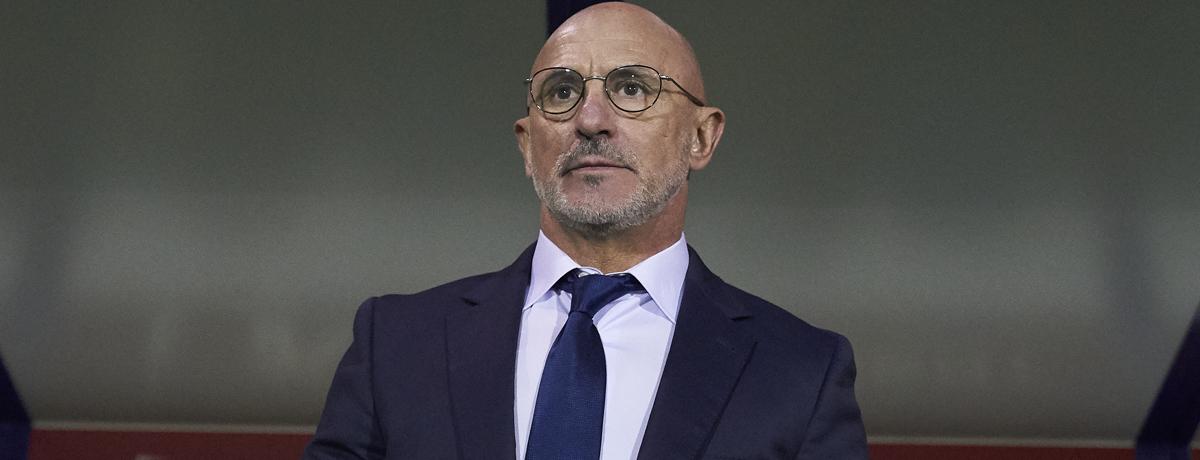 Spain U21 coach Luis de la Fuente