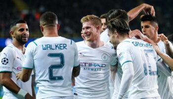 Brighton vs Man City: Champions hitting top form