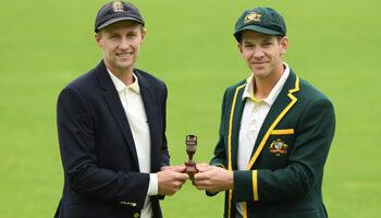 The Ashes history, cricket, Australia vs England