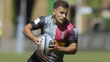 Exeter vs Harlequins: Quins appeal with nice start