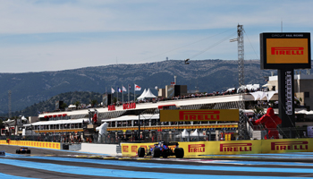 French Grand Prix: Quick compensation for Verstappen
