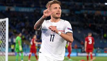 Italy vs Switzerland: Azzurri hard to resist in Rome