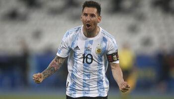Argentina vs Ecuador: La Albiceleste rated class apart