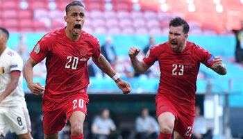 Russia vs Denmark: Danes deserve Parken triumph