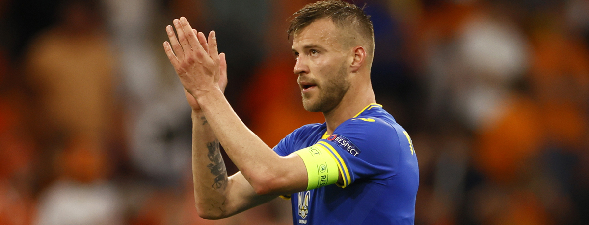 West Ham's Andriy Yarmolenko