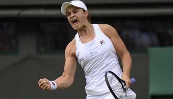 Barty vs Pliskova: Wimbledon final joy for Aussie ace