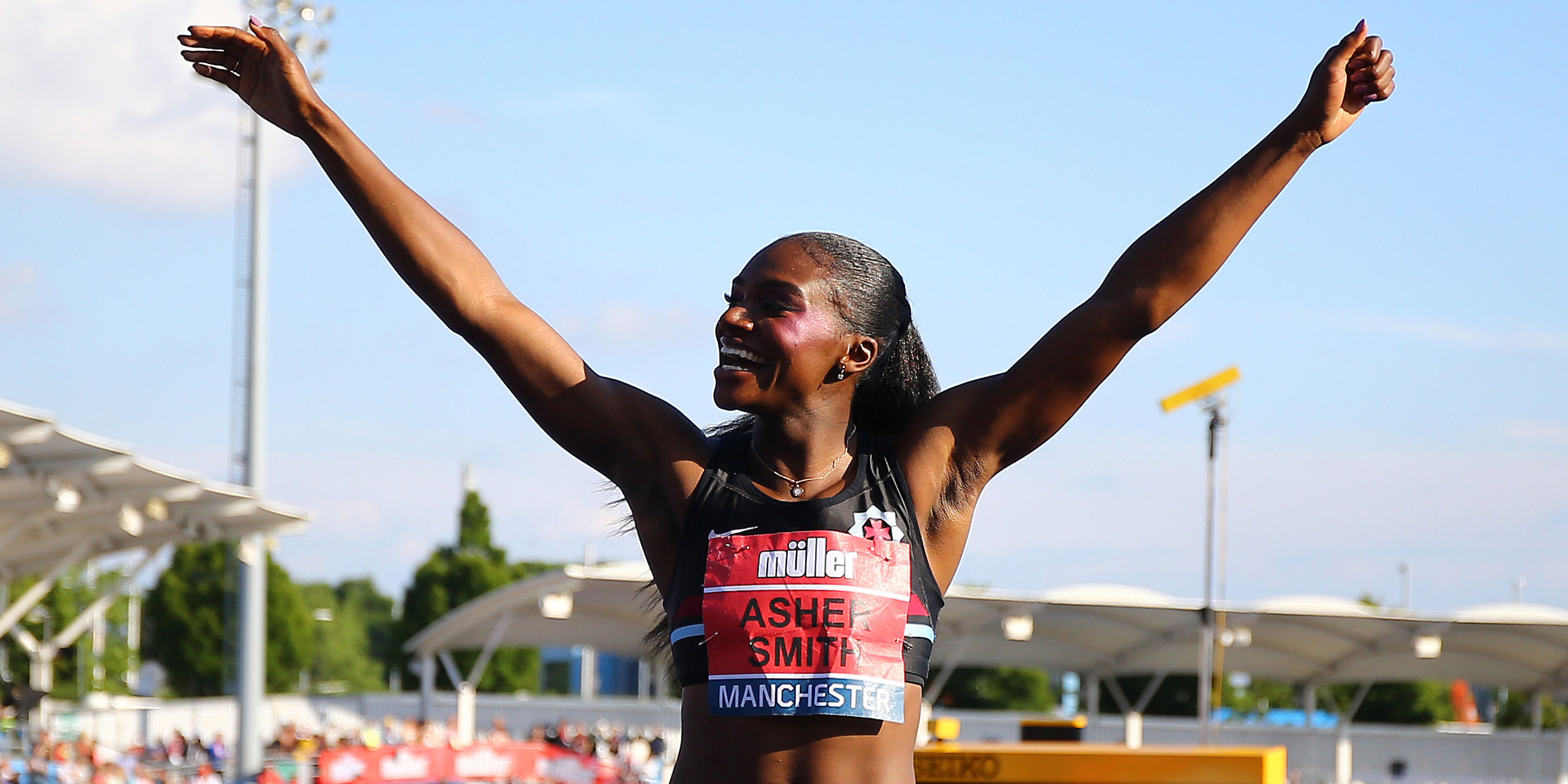 Dina Asher-Smith, Olympic women's 100m odds