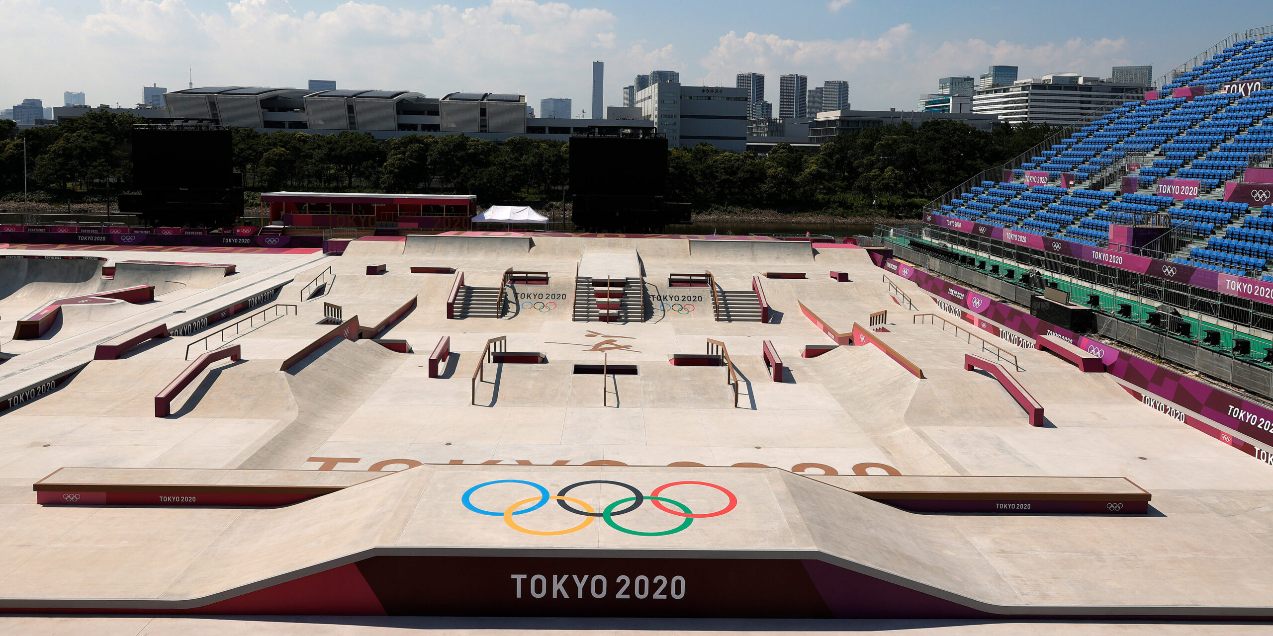 Skateboarding, new Olympic events