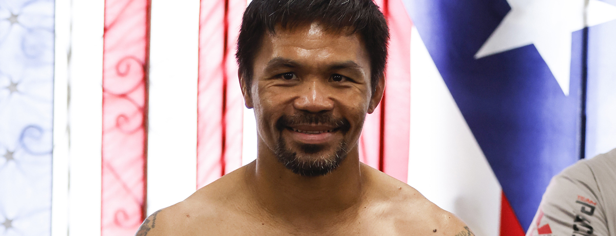 Pacquiao vs Ugas: Pac Man can get title back