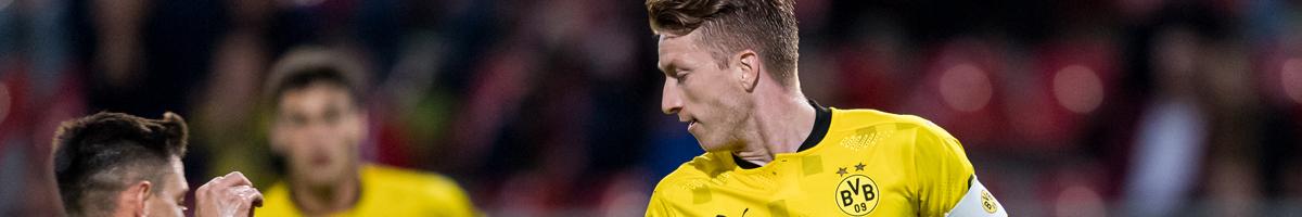 Borussia Dortmund star Marco Reus