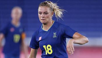 Sweden women vs Canada women: Scandinavians stand out
