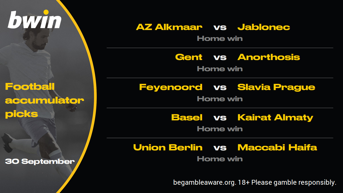 Europa Conference League predictions, football