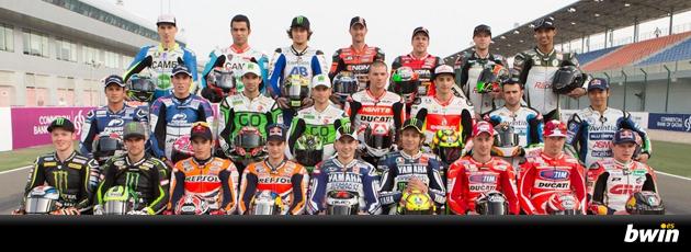 Pilotos MotoGP
