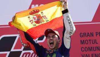 El tercer título de Jorge Lorenzo y lo que deja el MotoGP™ 2015…