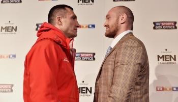 Las (posibles) debilidades de Klitschko que puede aprovechar Tyson Fury
