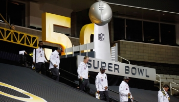 El espectáculo del espectáculo en la Super Bowl