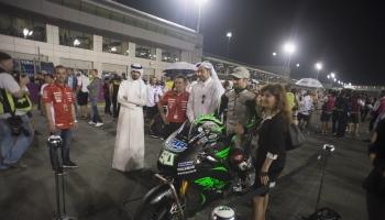 Así es Losail, escenario del GP de Qatar que abre el Mundial 2016