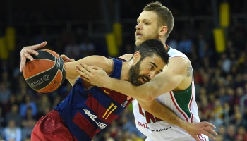 Lokomotiv vs Barcelona (Euroliga): la Final Four espera