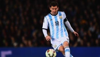 Argentina vs Panamá: vuelve Messi