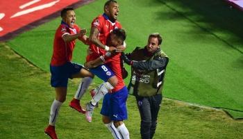 El precio de otra final Argentina vs Chile