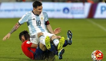 Argentina vs Chile: se puede caer sin una derrota…