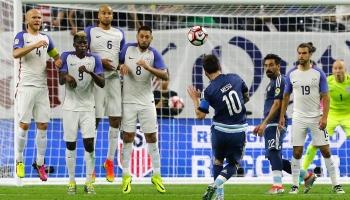 Messi, sus nueve faltas y las apuestas por Argentina en la Copa América