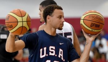 Los efectos de la renuncia de Curry a los Juegos de Río