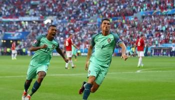Portugal vs Gales: ¿Cristiano o Bale?