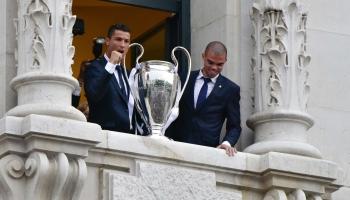 El club del 'Eurodoblete' busca dos nuevos socios: Cristiano Ronaldo y Pepe