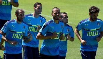 Alemania vs Italia: la ronda del KO, territorio 'Azzurri'