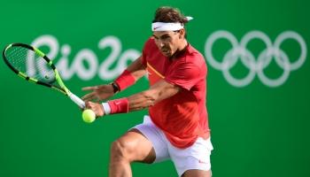 Las apuestas por el tenis y el último reto de Nadal en Río