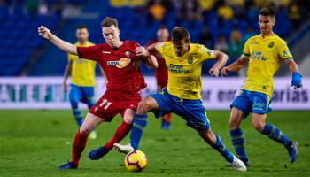 Osasuna – UD Las Palmas: Un partido con aires de Primera.