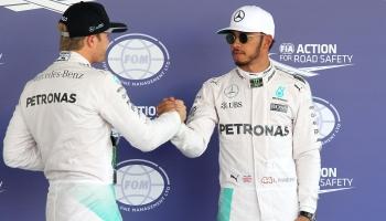 GP de México: ¿seguirá Hamilton recortando puntos a Rosberg?