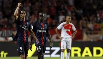 Niza, Mónaco y PSG, un trío en la pelea en Francia