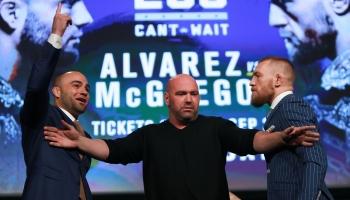 La UFC toma ventaja en el combate frente al Boxeo (infografía)