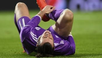 Los partidos (y los goles) que se pierde Gareth Bale