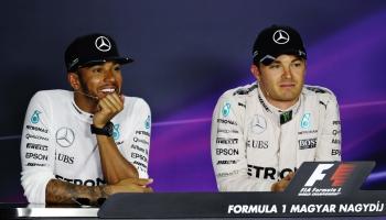 GP de Brasil: Rosberg, Hamilton, 19 puntos y la penúltima batalla