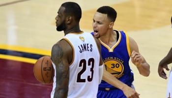 Cavaliers-Warriors y Spurs-Bulls: la NBA te desea una feliz Navidad