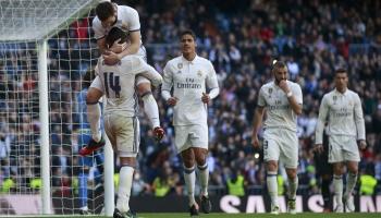 En el Real Madrid todos dan 'en el blanco'