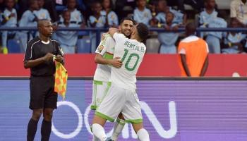 Copa de África: la última esperanza de Mahrez