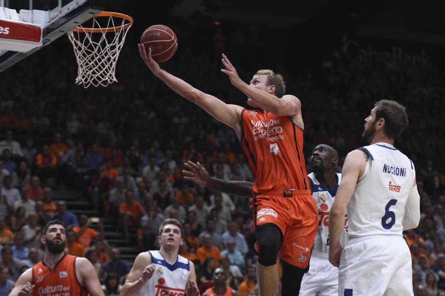 Valencia Basket vs Real Madrid: entre la historia 'taronja' y la remontada blanca